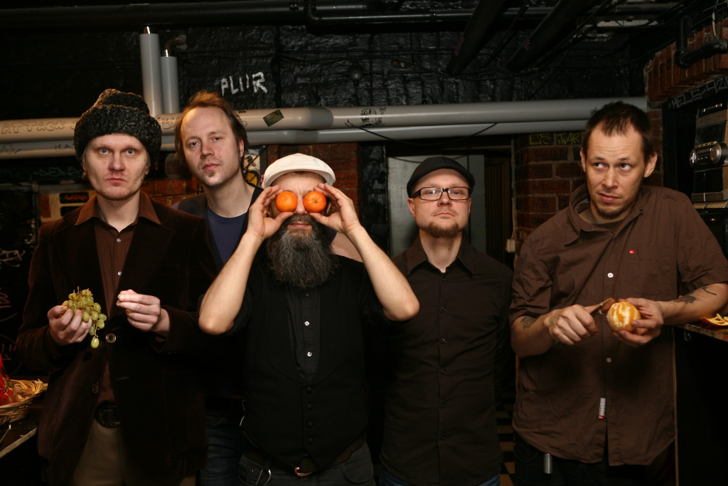 Pekka, JP, Pentti, Marko, Teemu. Shot in 2015 by Teemu Keskinen. Klik for hi-rez.